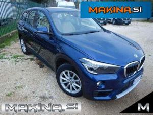 BMW serija X1- xDrive18d + BUSINESS + 4X4 + AVTOMATIK + USNJE + NAVIGACIJA