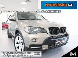 BMW serija X5- 3.0 XD- SLOVENSKO VOZILO- SPORT- PANORAMA- HEAD UP- 20. COL-