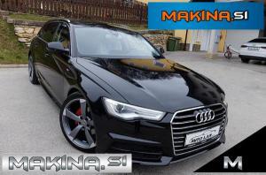 Audi A6 Avant 2.0 TDI S tronic S-line Xenon- led 3D NAVIGACIJA