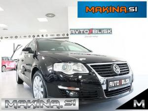 Volkswagen Passat Variant 1.6 TDI- NAVIGACIJA- TOUCH- SENZORJI- CROM- LIGHT-