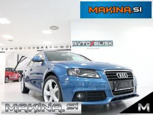 Audi A4 2.0 TDI- SLOVENSKO VOZILO- SAMO 103.000KM- 1LASTNIK- BANG-OL-