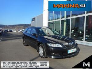Mazda Mazda6 CD136 TE