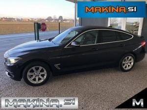 BMW serija 3- 318d Gran Turismo Advantage- xenon- navigacija- pdc- alu17