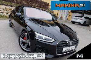 Audi A5 Sportback quattro 2.0 TDI S tronic MATRIX