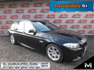 BMW serija 5- 525d Touring M OPTIC AUTOMATIC + BIXENON + NAVIGACIJA + HEAD UP + 2XPDC