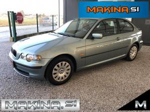 BMW serija 3- 316ti- slovensko vozilo- odličen