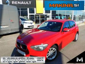 BMW serija 1- 18d . SERVISNA KNJIGA- JAMSTVO