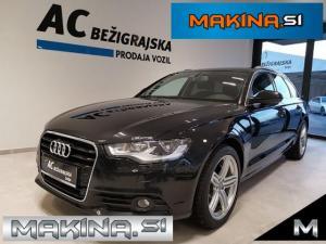 Audi A6 Avant 2.0 TDI Business-NAVI-2xPDC-ALU