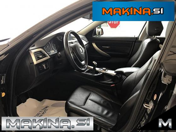 BMW serija 4- 420d Gran Coupé- xenon- navigacija- pdc- alu17