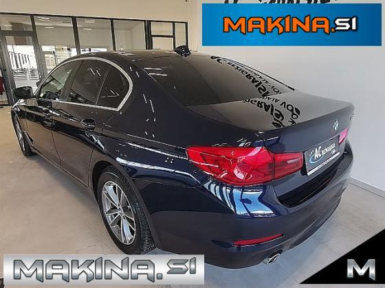 BMW serija 5- 520d EfficientDynamics Avtomatic- LED- NAVIGACIJA- KAMERA- 2 X PDC-