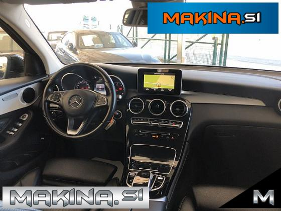 Mercedes-Benz GLC-Razred GLC 220 d 4-MATIC Exclusive Avtomatic- navigacija- pdc- alu18