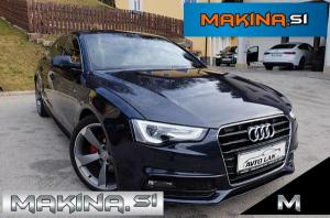 Audi A5 Sportback 2.0 TDI 2x S-line Xenon-led 3D NAVIGACIJA