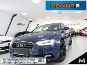 Audi A4 Avant 2.0 TDI- R4- LED- PERLA- ACC- NAVIGACIJA- BANG-OLUFSEN-