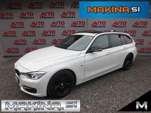 BMW serija 3- 320d Touring XENON + NAVIGACIJA + KAMERA + PANORAMA + KEYLESS GO...