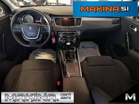 Peugeot 508 2.0 BlueHDi Business- NAVIGACIJA- PDC- ALU- JAMSTVO 12.MESECEV