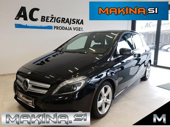 Mercedes-Benz B-Razred B 180 CDI Blue EFFICIENCY- NAVIGACIJA- PDC- ALU