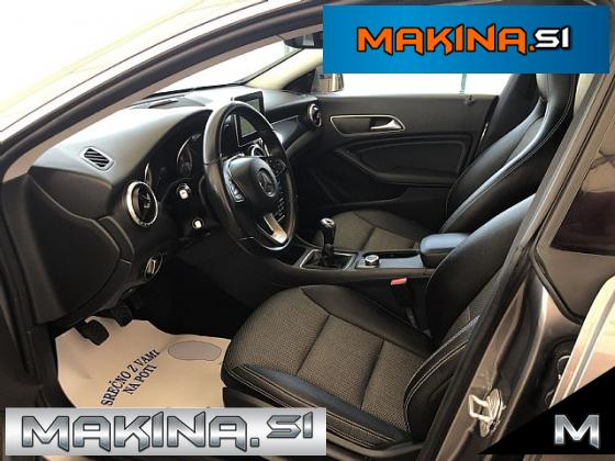 Mercedes-Benz CLA-Razred CLA 200 d Shooting Brake- navigacija- pdc- alu16
