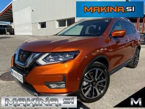 Nissan X-Trail 4WD 1.7 dCi Tekna X-Tronic PP TL
