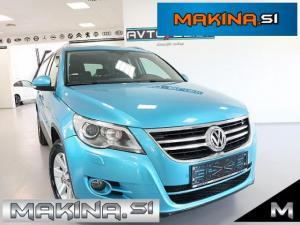 Volkswagen Tiguan 2.0 TDI 4motion-SLOVENSKO VOZILO- BI.XENON- 170PS- VLEČNA KLJUKA-