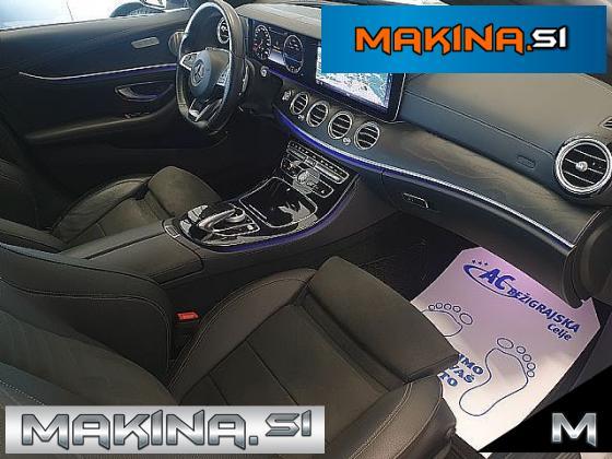 Mercedes-Benz E-Razred E 350 d AMG Line Avtomatic- LED- NAVIGACIJA- KAMERA- HEAD UP- PDC
