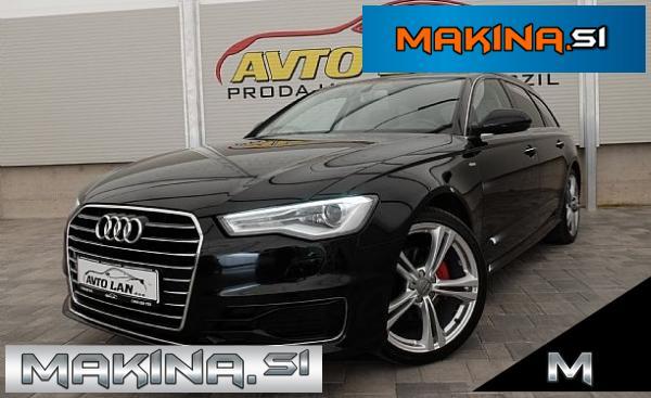 Audi A6 Avant 2.0 TDI ultra S tronic Xenon-led 3D VELIKA NAVIGACIJA