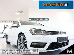 Volkswagen Golf 1.2 TSI R-line- SLOVENSKO VOZILO- SAMO 124.000KM- LED- 1.LASTNIK-