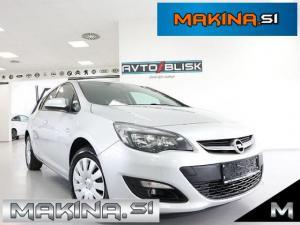 Opel Astra 1.4 Turbo+TOVARNIŠKI PLIN- SLOVENSKO VOZILO- 6.PRESTAV- 1.LASTNIK