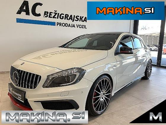 Mercedes-Benz A-Razred A 45 AMG 4MATIC Avtomatic- NAVIGACIJA- KAMERA- 2 X PDC- RADAR