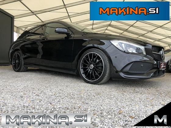 Mercedes-Benz CLA-Razred CLA 200 d Shooting Brake AMG Line- navigacija- pdc- alu.18