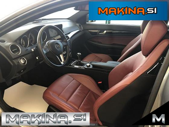 Mercedes-Benz C-Razred C Coupé 220 CDI BlueEFFICIENCY- navigacija- pdc- alu.16