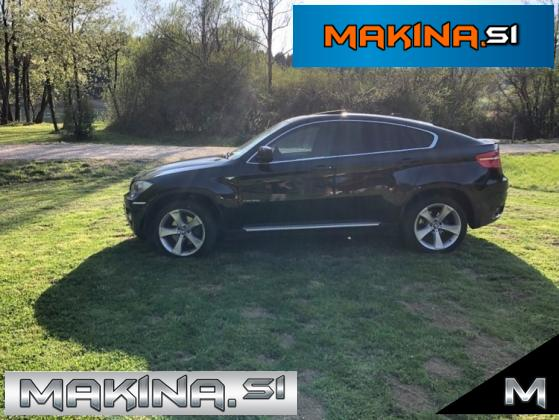 BMW serija X6- xDrive30d Avtomatic