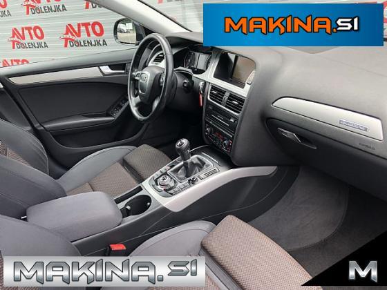 Audi A4 Allroad quattro 2.0 TDI LED- Xenon- Webasto- Vlečna kljuka