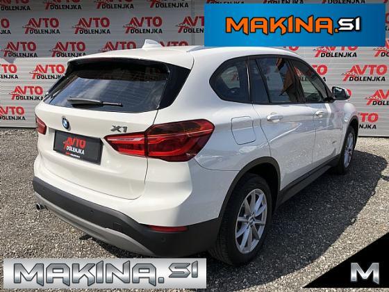 BMW serija X1- sDrive18d Advantage- FullLED- ParkAssist- Lane Assist