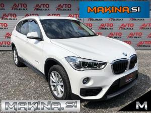 BMW serija X1- sDrive18d Advantage- FullLED- ParkAssist- Lane Assist