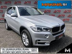 BMW serija X5- xDrive25d Avtomatik- LED + Bi Xenon- Navigacija- 2 x PDC- Le 79.000km