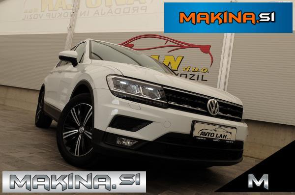 Volkswagen Tiguan 2.0 TDI BMT Comfortline LED NAVIGACIJA PRIKLOP MODEL 2018