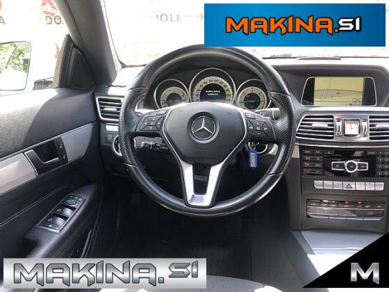 Mercedes-Benz E-Razred E Coupé 220 CDI Usnje- Navigacija- 2xPDC- UGODNO