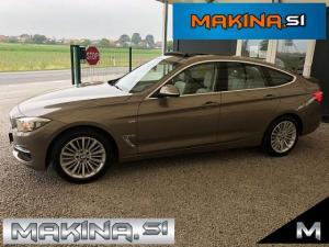BMW serija 3- 318d Gran Turismo Luxury Line- navigacija- alu18- panorama