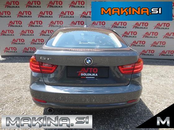 BMW serija 3- 318d Gran Turismo AUTOMATIK- Usnje- Pdc- Tempomat- Strešno okno