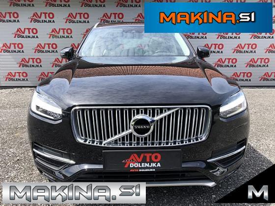 Volvo XC90 D5 AWD Inscription Avtomatic-7.sedežev- FullLED- Usnje- Panorama