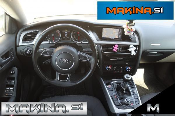 Audi A5 Sportback 2.0 TDI Xenon- led NAVIGACIJA ATRAKTIVEN
