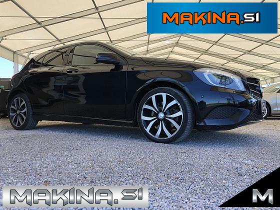 Mercedes-Benz A-Razred A 250 Sport Avtomatic- navigacija- pdc- alu18- panorama- xenon