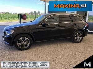 Mercedes-Benz GLC-Razred GLC 220 d 4MATIC Avtomatic- navigacija- pdc- alu18