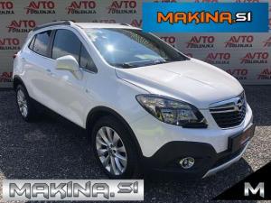 Opel Mokka 4x4 1.6 CDTI Cosmo Navigacija- 2 x PDC- Delno Usnje- Kamera