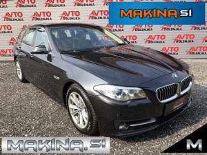 BMW serija 5- 520d xDrive LED- BiXenon- Velika Navigacija- LCI