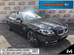 BMW serija 5- 520d FullLED-ACC-HUD-Usnje-Navi-LaneAssist