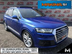 Audi Q7 quattro 3.0TDI S-LINE- Matrix- ACC- FullLED- Panorama- 7.sedežev
