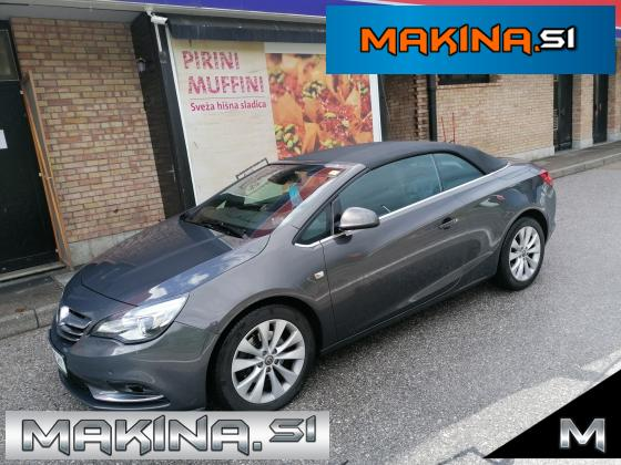 Opel Cascada 2.0 CDTI Cosmo NAVIGACIJA.2 X PARK SENZOR. MENJAVA