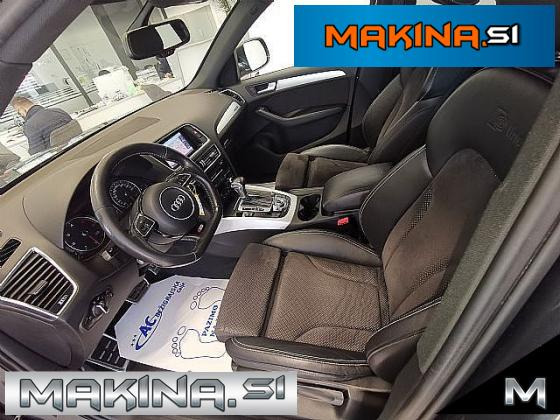 Audi Q5 quattro 2.0 TDI Business Sport S-tronic-S-LINE