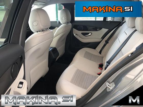 Mercedes-Benz C-Razred C 200 d T Avantgarde Avtomatic- navigacija- pdc- alu16